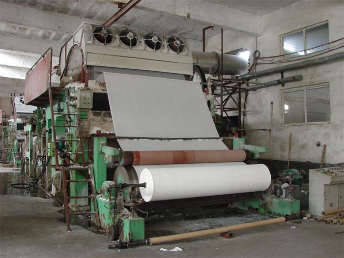 napkin paper production line