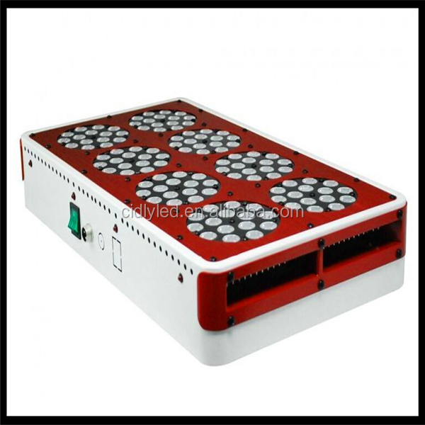 Flowering Plant Wholesalers red 660nm 630nm led used for indoor grow box CIDLY-LED-8 300w led plant grow light