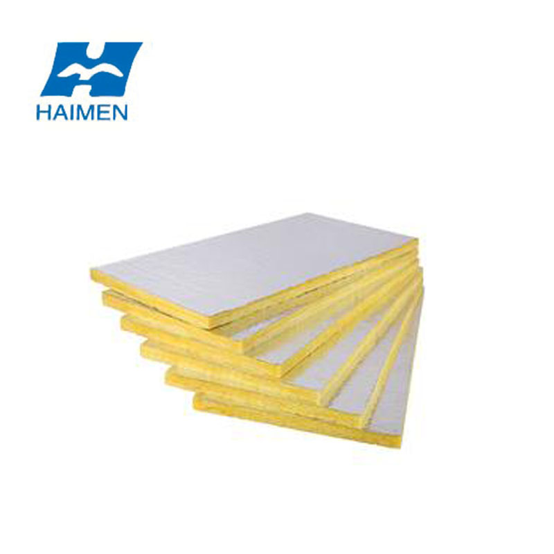 fiberglass insulation sound proofing rigid fiber glass wool board