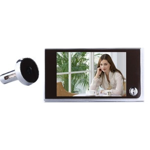 3.5inch LCD Color Digital Door Peephole Viewer Doorbell Security Camera