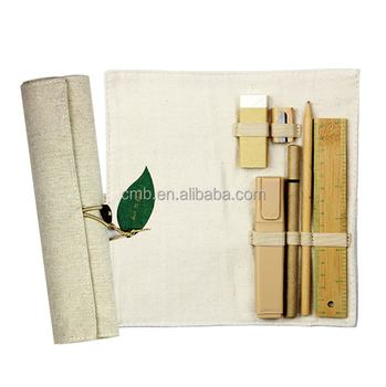 Portable Rolled Up Fabric Pencil Case With Stationery Compartments Buy Fabric Pencil Casepencil Case With Compartmentsroll Up Pencil Case Product