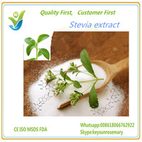 High Quality Natural Powder.Bulk Pure Stevia Leaf Extract