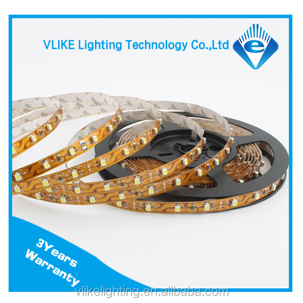 9-12v battery powered smd3528 led strip light