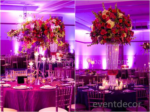 Wedding Decoration Crystal Centerpieces Whole Table Centerpieeces