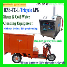 HZB-TC-L LPG Safe And Neat Washer Car/Portable Car Wash Machine Business