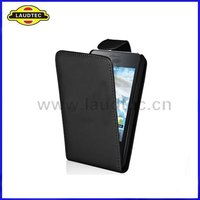 Case for LG Optimus L3 E400,Leather Flip Case Cover,Hot Sale,Laudtec