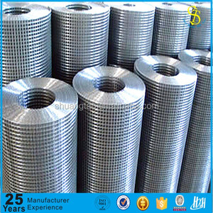 construct building galvanized steel welded wire mesh outer wall concrete  welded mesh