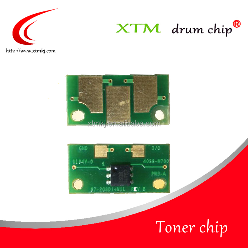 For Minolta Magicolor 5430DL laser jet chips 1710583-001 1710583-004 1710583-002 1710583-003 Compatible cartridge toner chips