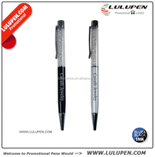 Customized Liquid Crystal Floating Pen (T323823) Logo Novelty Liquid Pens