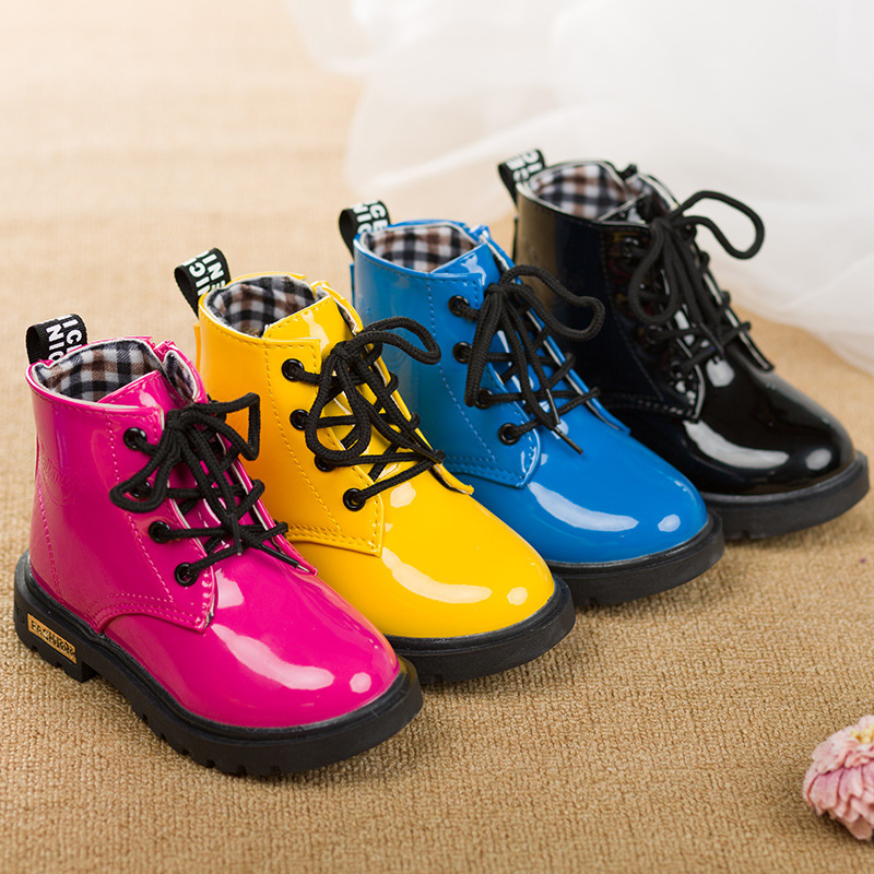 2016 1 to 11 years old brand winter spring baby girl shoes