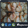 high quality IQF frozen SEA SCALLOP WITH ROE Patinopecten Yessoensis sea scallop
