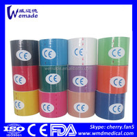 New products agents wanted Acrylic heat-activated elastic sports adhesive kinesiology athletic tape