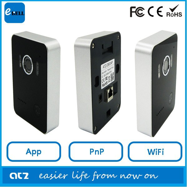 Atz Power Security Camera Review Network Camera Video Intercom Door
