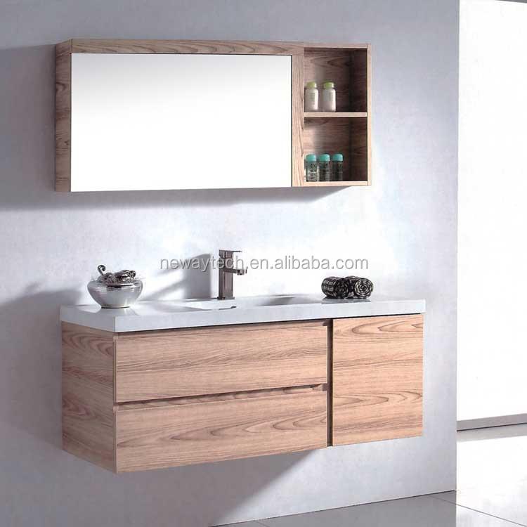 Hot Sale New Home Wall Waterproof Melamine Modern Bathroom