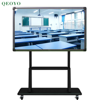 Digital Multi Touch Interactive Electronic Whiteboard For School Teaching