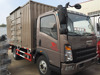 3-5tons aluminium right hand driver cargo tranportation truck/howo food van for sale cars trucks prices