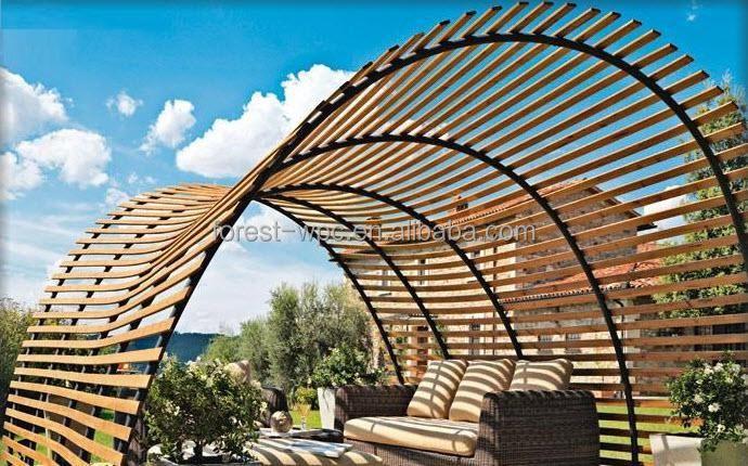 frstech wpc gazebo tent 4m x 3m gazebo beach tent wood plastic composite large portable gazebo  sc 1 st  Wholesale Alibaba & Frstech Wpc Gazebo Tent 4m X 3m Gazebo Beach Tent Wood Plastic ...