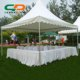white China supplier guangzhou self-help wedding tent with shelter structures
