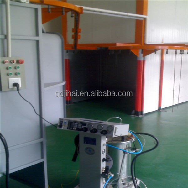 powder coating epoxy machine,spray paint equipment,powder coating line