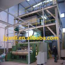 Spunbond Nonwoven Fabric Production Line in Nonwoven Machines