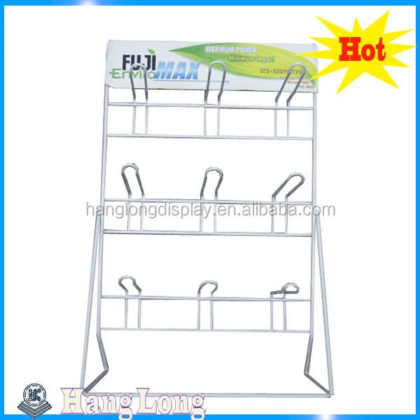 3 tiers metal Hanging wire rack
