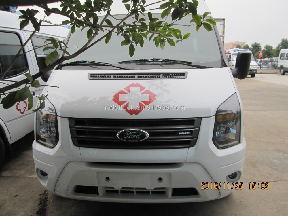 High Quality Emergency Vehicle Ambulance For Sale - Buy High ...