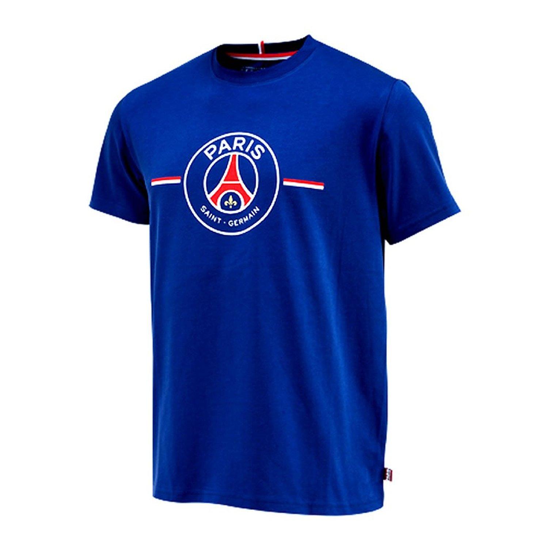 023075ac4 Get Quotations · PSG Paris St.Germain - Official PSG Children Soccer T-Shirt  - Blue