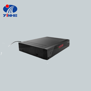 Full HD Hisilicon Platform DVB-T2 Digital TV BOX Terrestrial Receiver DVB-T2 STB Compliant MPEG4 Support VMX CAS