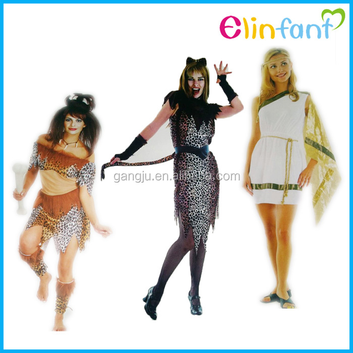 China wholesale halloween sexy women party cosply costumes