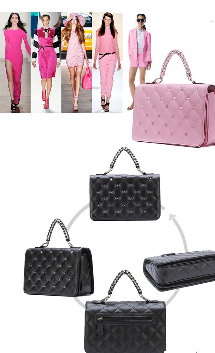 c4aa09a3ed5 2016 New Model Handbag Pu Lady Bag Big Brand Women Bag - Buy Lady ...