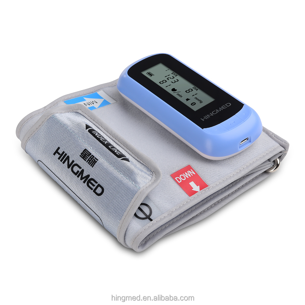Home use Bluetooth 24hours Holter Monitor Blood Pressure