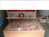 Frozen Rabbit meat