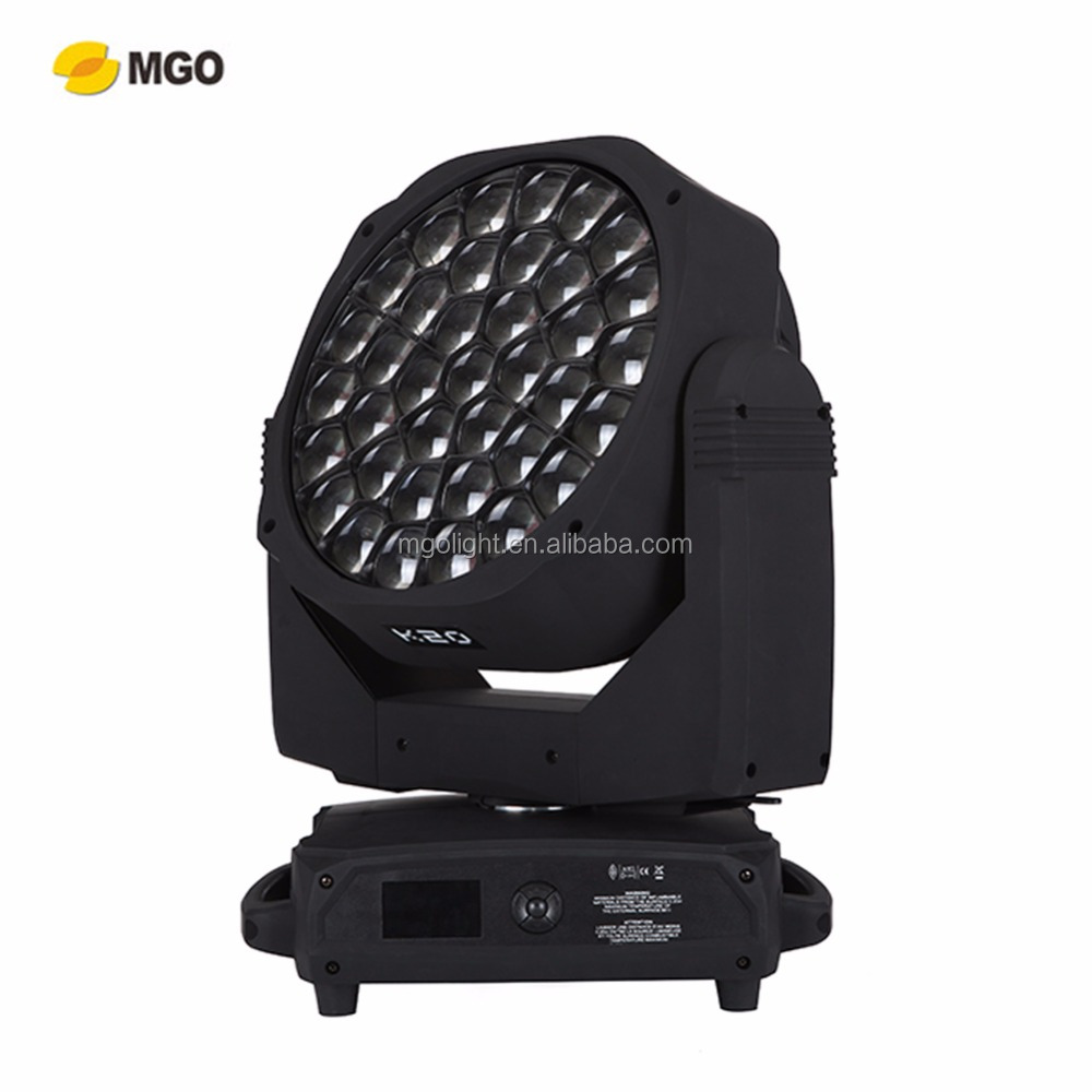 Hot selling b eye k20 15 w led moving head licht 4in1 led wash moving head
