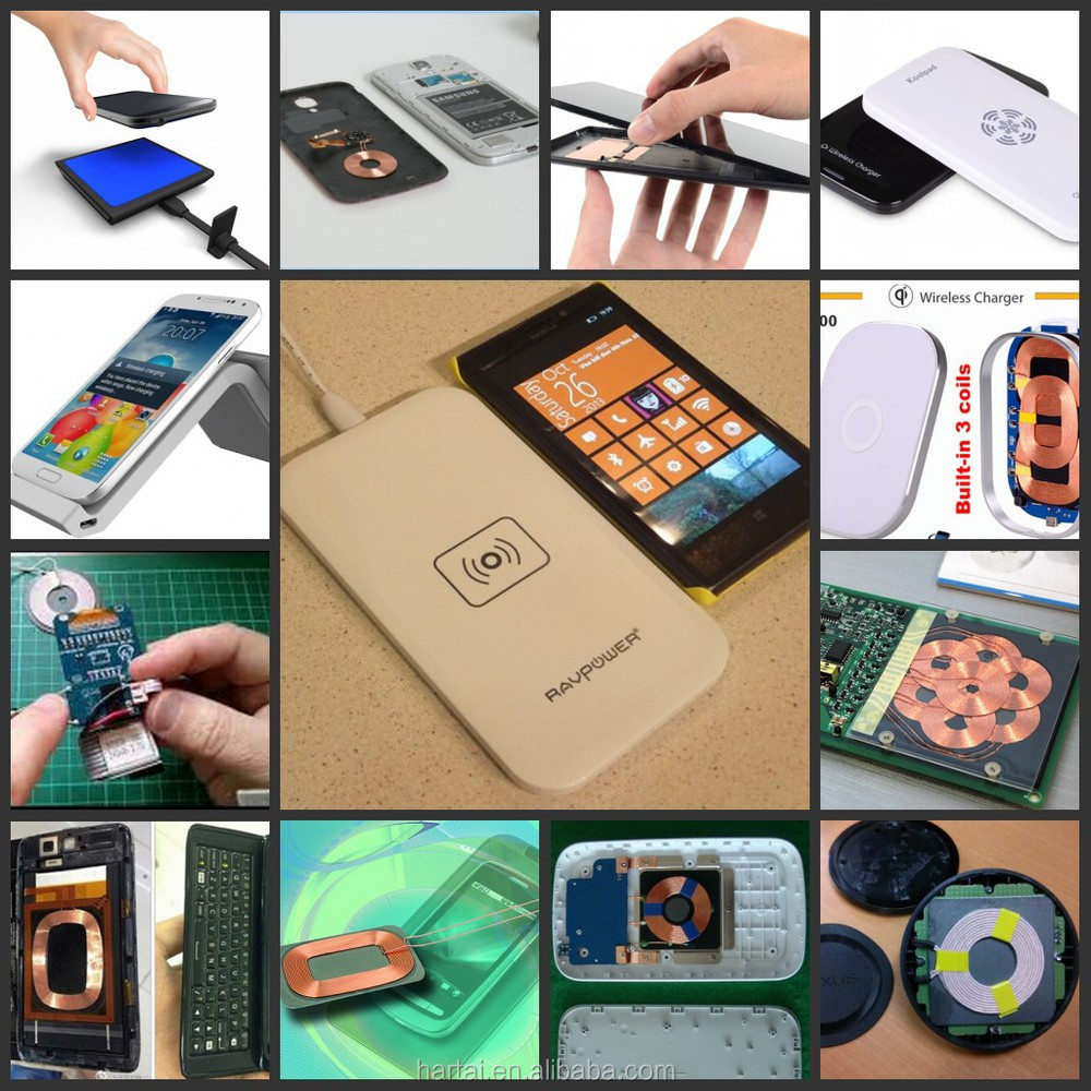 Free Sample High Frequency Common Used In Phones Qi A6 Wireless ...