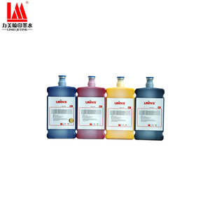 China factory directly hot selling Solvent ink Konic512i head low smell solvent ink longer outdoor life discolor