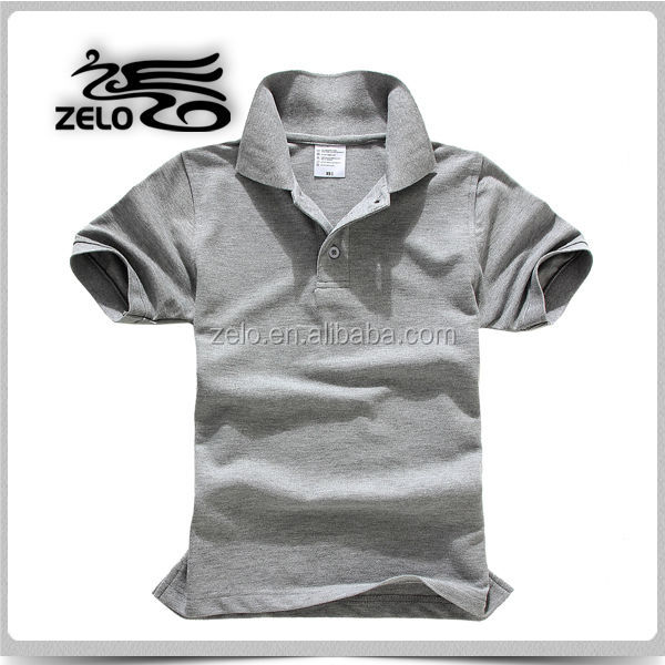 Summer blank race polo shirt china manufacturer