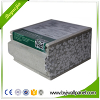 International standard sound insulation wall board eps polystyrene foam cement sandwich wall panel