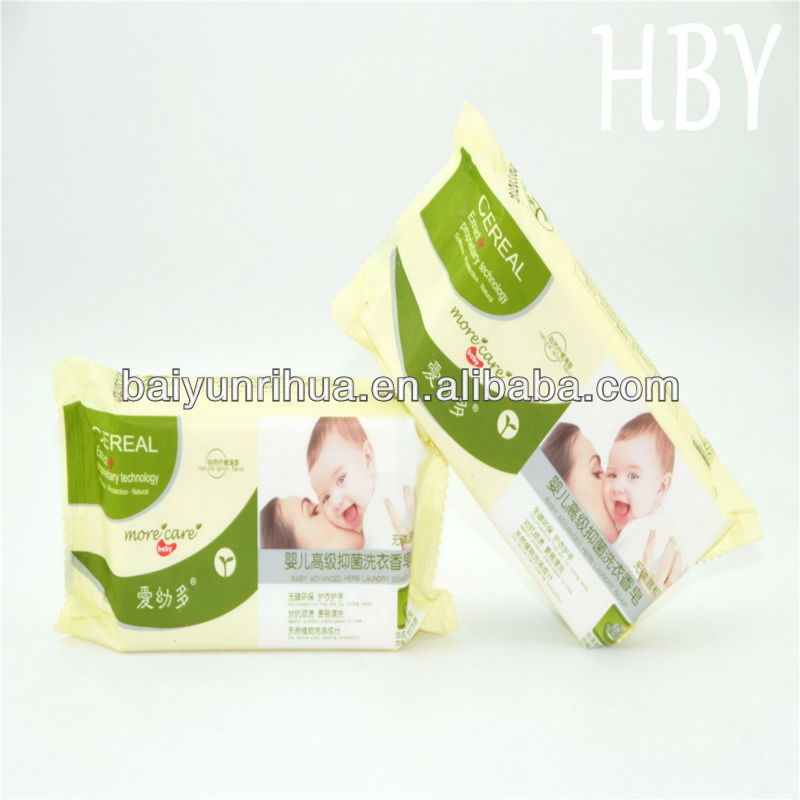 baby soap/mild laundry soap/ baby clothes washing soap