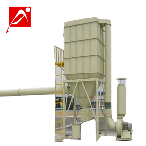 baghouse industrial filter boiler dust collector