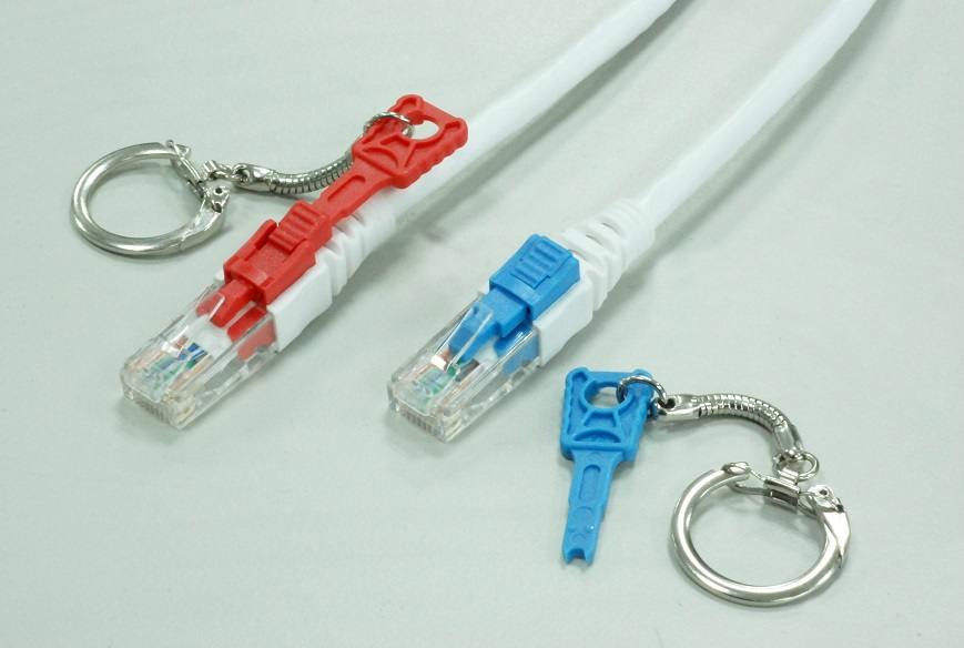 Cat6 Utp Stranded Secure Locking Rj45 Patch Cord Buy