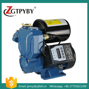 Automatic hot water/cold water booster pump self-priming booster pump
