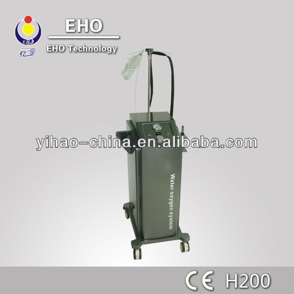H200 Water Oxygen Jet soft Peeling (manufacturer ) 2013 hot beauty machine