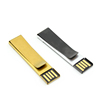 Metal Colorful Book Clip USB Flash Drive 4GB Metal Clip USB Flash Drives
