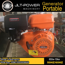 JLT POWER air cooled 15hp gasoline engine single cylinder ohv engine