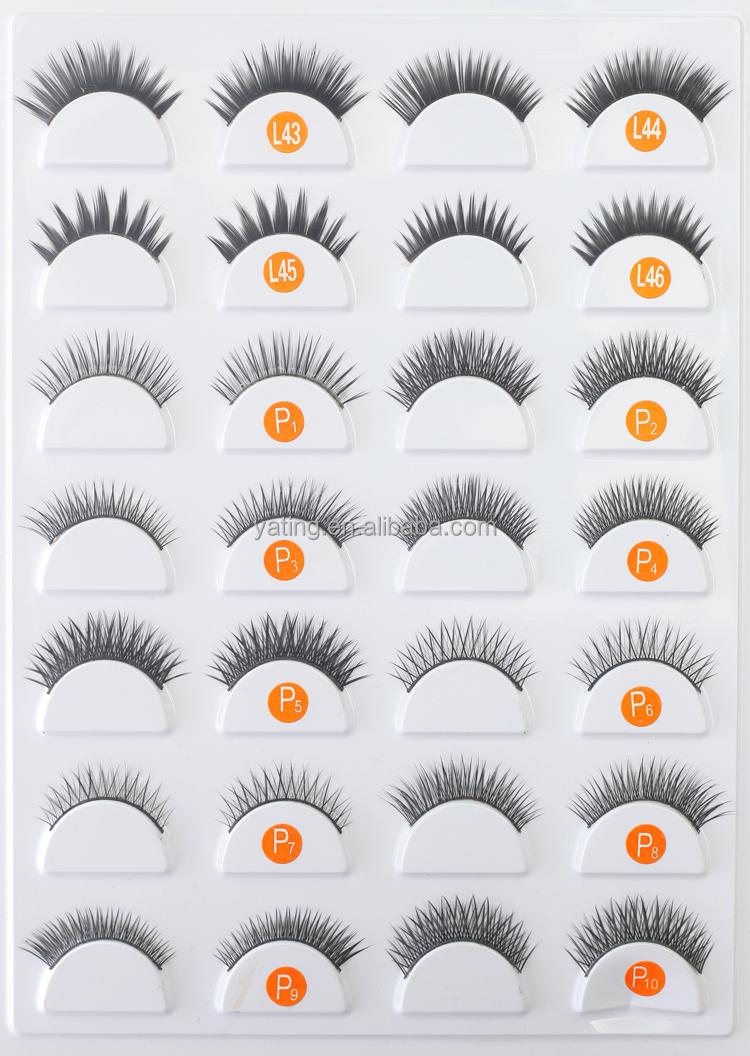 Wholesale False Eyelashes,Silk Eye Lashes Bis Lashes,Cheap Prices ...