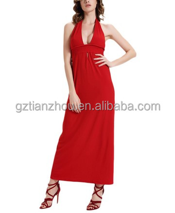 High Fashion Elegant Party Dress Celebrity Style Night Out Maxi Dress