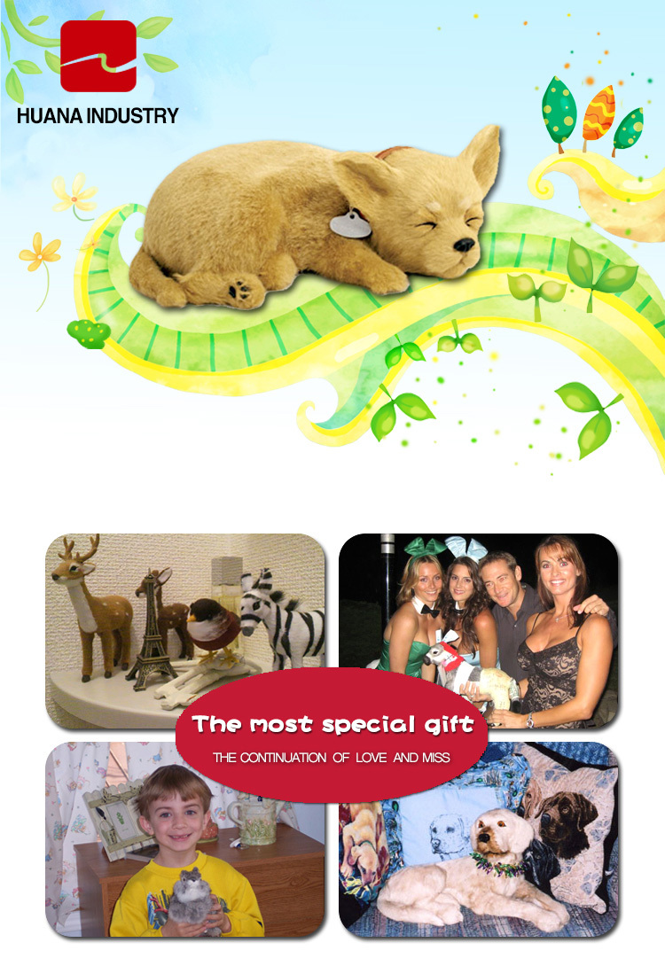 Wholesale Perfect Petzzz Made In China Sleeping Breathing Dog Toy ...