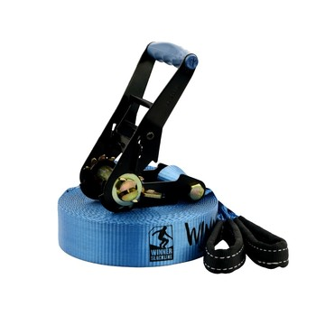 "2"" X15M Strengthen Brand Customized SlackLine Webbing"