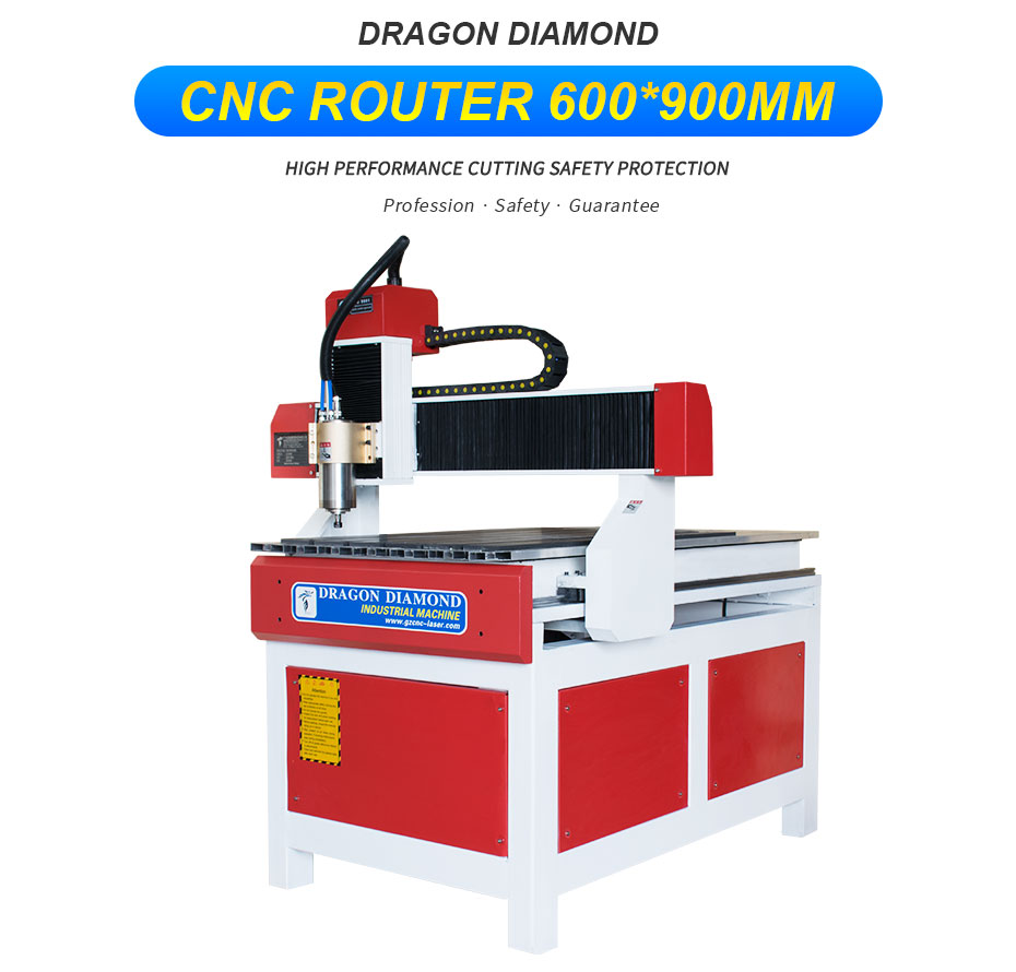Desktop 6090 CNC Machine