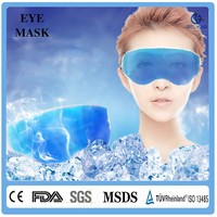 Travel Kit Portable Flexible High Quality Low Price Cooling Eye Mask
